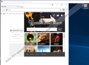 Music Center Search