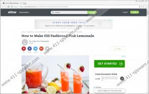 Pink Lemonade Extension
