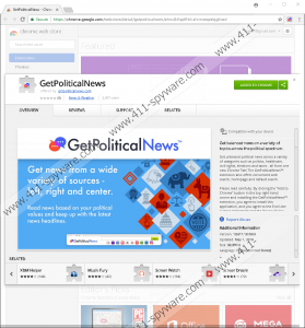 GetPoliticalNews Toolbar