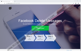 Delete Facebook Messages