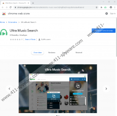 Ultra Music Search