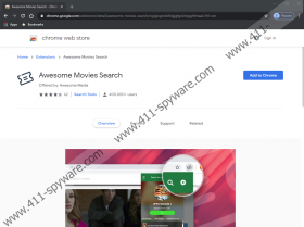 Awesome Movies Search
