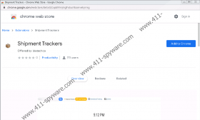 Shipment Trackers