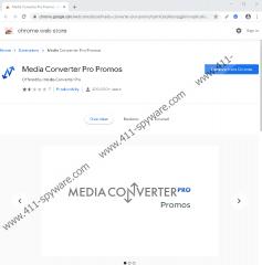 Media Converter Pro Promos