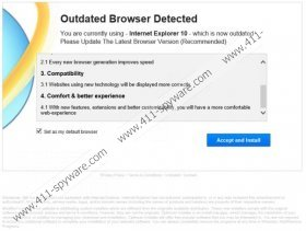 Outdated Browser Detected