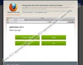 Survey 2014 pop-up