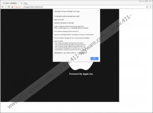 Pegasus Spyware Activated Fake Alert