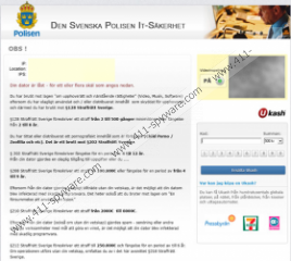Den Svenska Polisen It-sakerhet Ukash