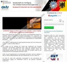 Bundesamt für Polizei virus