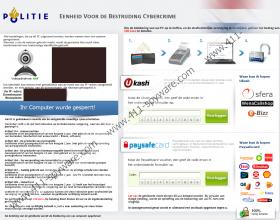 Eenheid Voor de Bestrijding Cybercrime Virus
