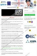 Cheshire Police Authority Virus
