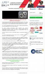 Landespolizeidirection Bundes Ministerium für Inneres Virus