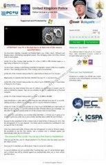 United Kingdom Police Virus