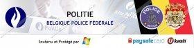 POLITIE Belgique Police Fédérale Virus