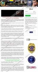 Comandancia General de Policía virus