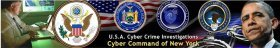Cyber Command of New York Virus