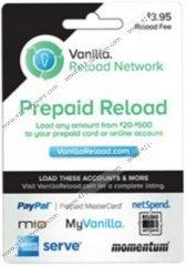 Vanilla Refill virus