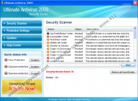 Ultimate Antivirus 2008