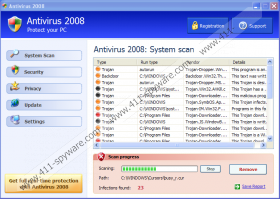Antivirus 2008