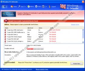 Windows PC Defender