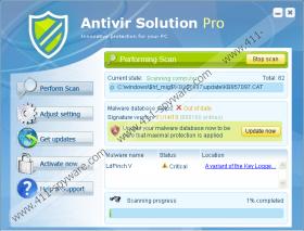 Antivir Solution Pro