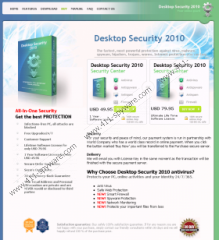 Desktop Security 2010