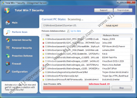 Win 7 Total Security