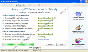 Windows XP Recovery