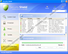 Security Shield 2011