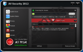 AV Security 2012