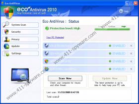 Eco Antivirus 2010