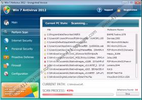 Win 7 Antivirus 2012
