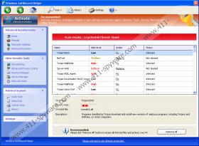 Windows Antihazard Helper