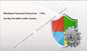 Windows Personal Detective