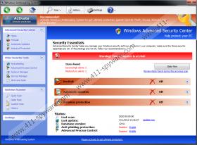 Windows Antibreaking System