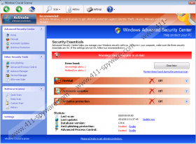 Windows Crucial Scanner