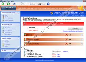 Windows Control Series