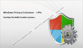 Windows Privacy Extension