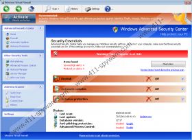 Windows Virtual Firewall