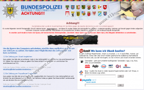 Bundespolizei National Cyber Crimes Unit