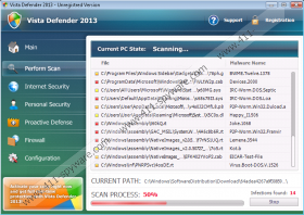 Vista Defender 2013