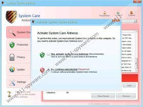 System Care Antivirus Virus