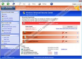 Windows AntiBreach Tool
