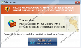 Windows Paramount Protection