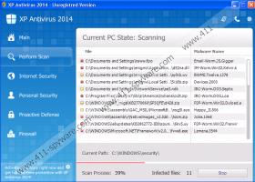 XP Antivirus 2014