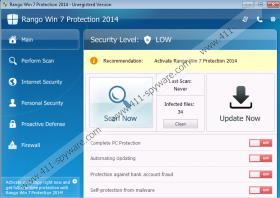 Rango Win 7 Antispyware 2014