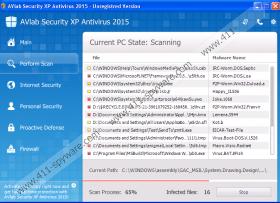 AVLab Internet Security XP Antivirus 2015