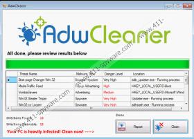 Fake AdwareCleaner