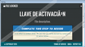 ScreenLocker ransomware