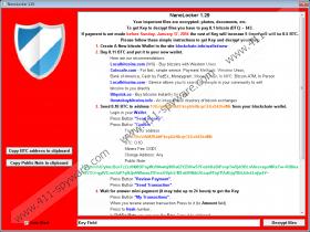 NanoLocker Ransomware